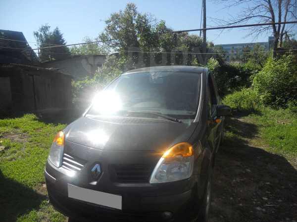 Renault Modus, 2004 год, 260 000 руб.