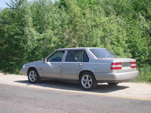 Volvo 960, 1995 год, 260 000 руб.