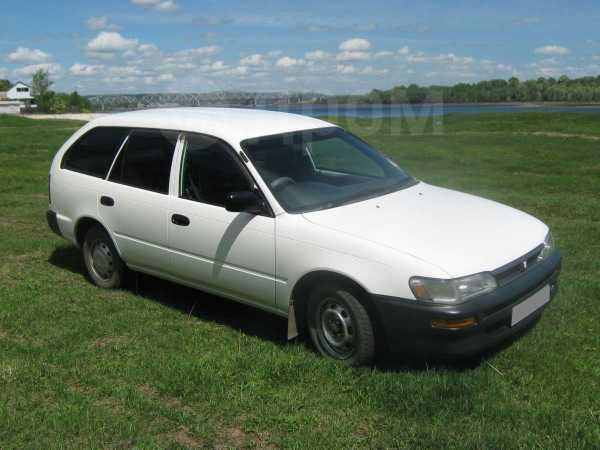 Toyota Sprinter, 1998 год, 160 000 руб.