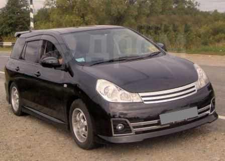 Nissan Wingroad, 2008 год, 399 000 руб.