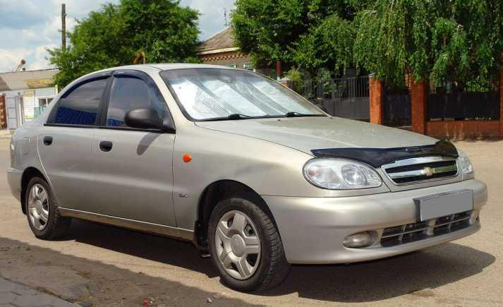 Chevrolet Lanos, 2009 год, 270 000 руб.