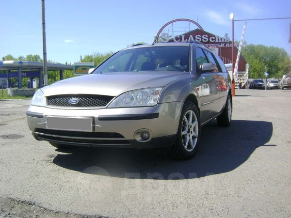Ford Mondeo, 2003 год, 360 000 руб.