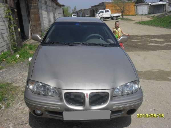 Pontiac Grand Am, 1996 год, 110 000 руб.