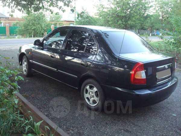 Hyundai Accent, 2007 год, 259 000 руб.