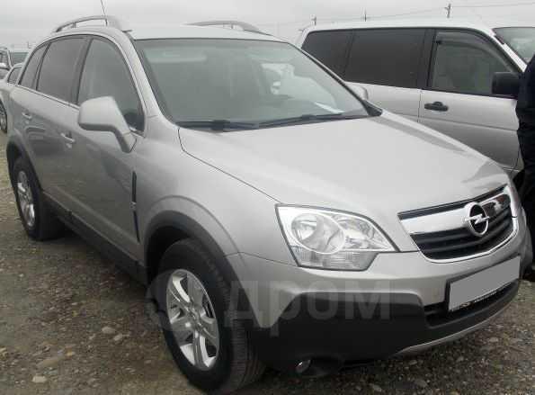Opel Antara, 2008 год, 670 000 руб.