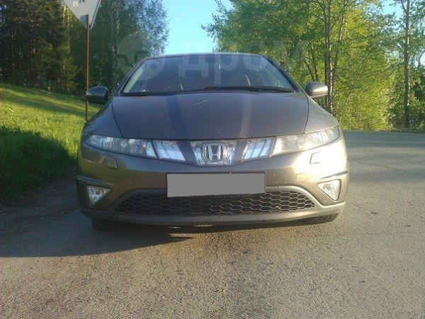 Honda Civic, 2007 год, 420 000 руб.
