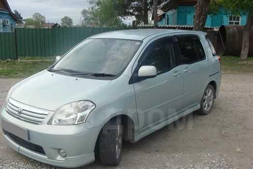 Toyota Raum, 2004 год, 320 000 руб.