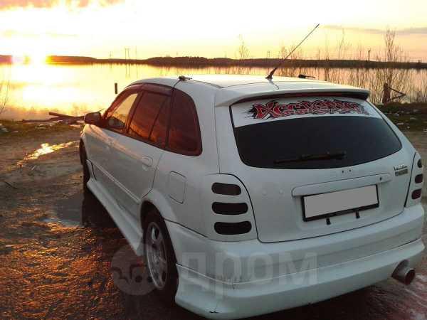 Mazda Familia, 2000 год, 280 000 руб.