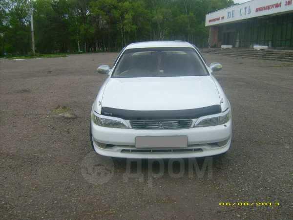 Toyota Mark II, 1995 год, 180 000 руб.