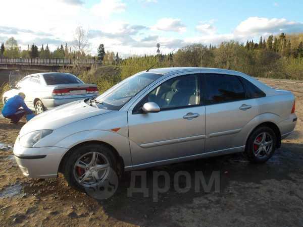 Ford Focus, 2004 год, 257 000 руб.