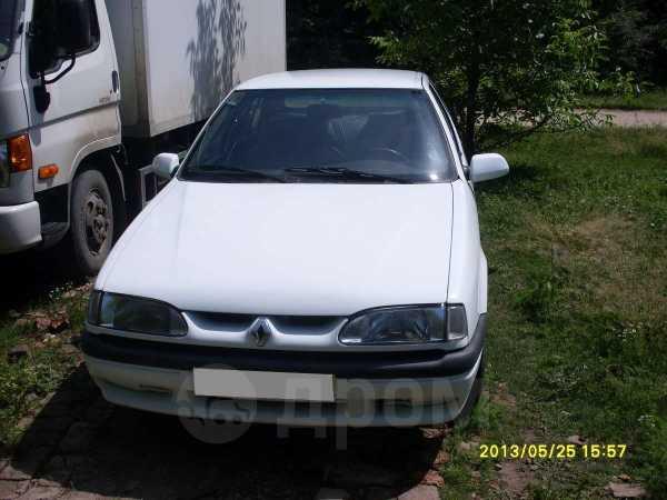 Renault 19, 1995 год, 60 000 руб.