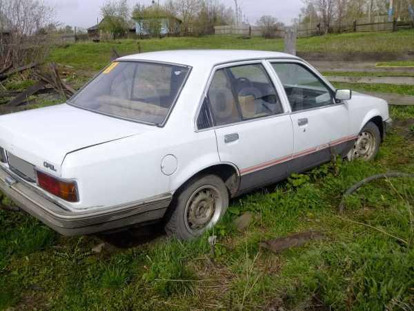 Opel Rekord, 1986 год, 35 000 руб.