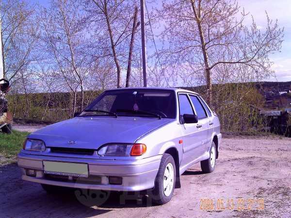 Лада 2115 Самара, 2005 год, 125 000 руб.