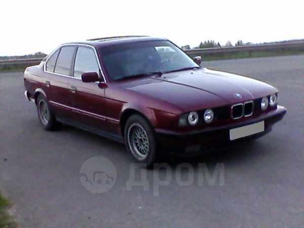 BMW 5-Series, 1992 год, 112 000 руб.