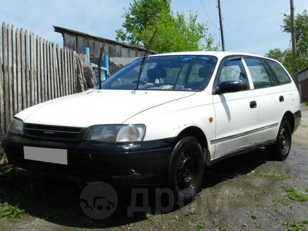 Toyota Caldina, 1994 год, 80 000 руб.