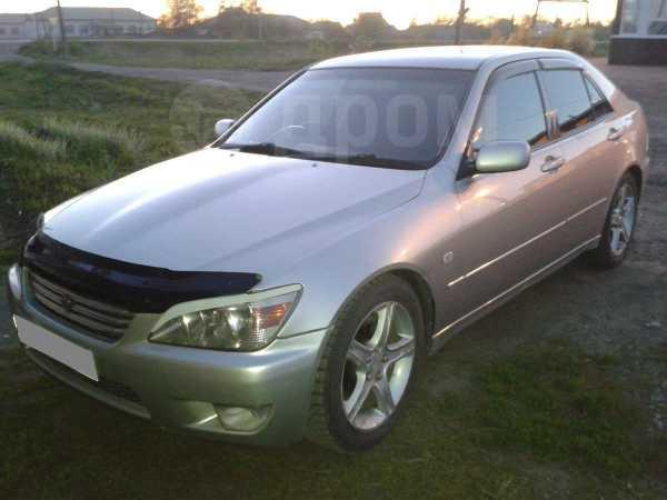 Toyota Altezza, 1999 год, 385 000 руб.