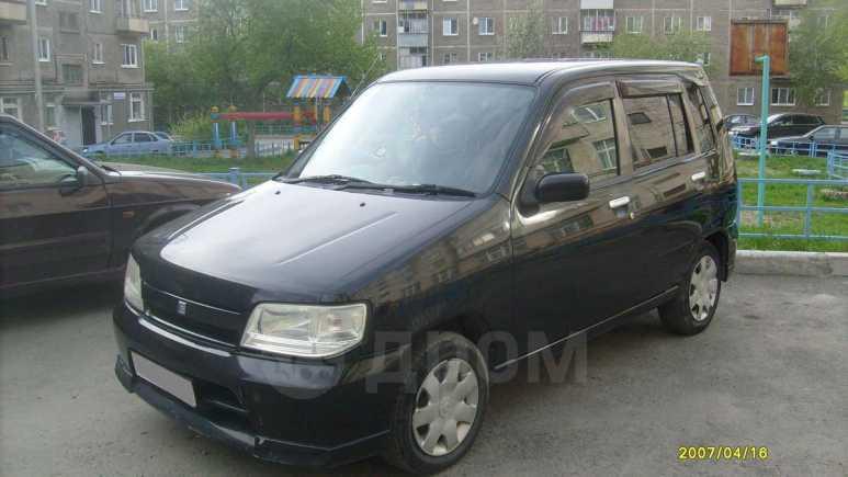 Nissan Cube, 2001 год, 160 000 руб.