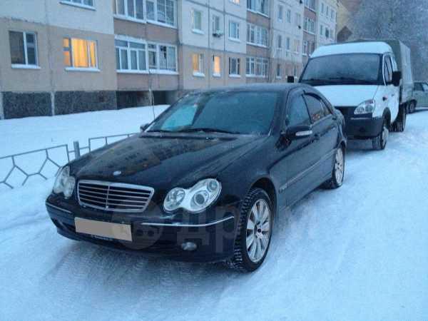 Mercedes-Benz C-Class, 2003 год, 505 000 руб.