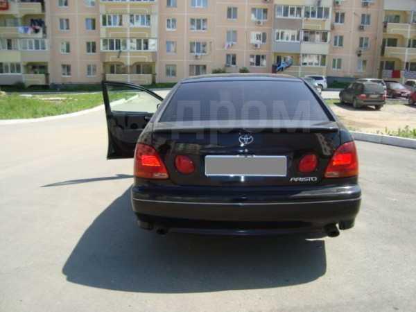 Toyota Aristo, 2000 год, 390 000 руб.