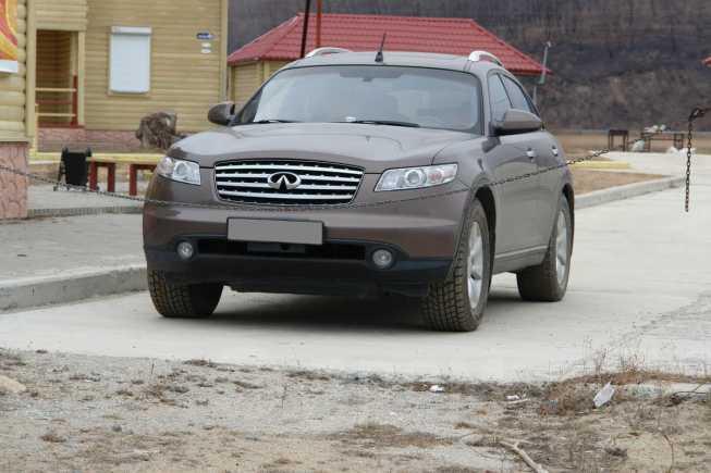 Infiniti FX35, 2003 год, 800 000 руб.
