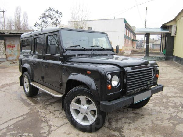 Land Rover Defender, 2006 год, 910 000 руб.