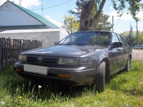 Nissan Maxima, 1991 год, 110 000 руб.