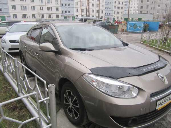 Renault Fluence, 2011 год, 580 000 руб.