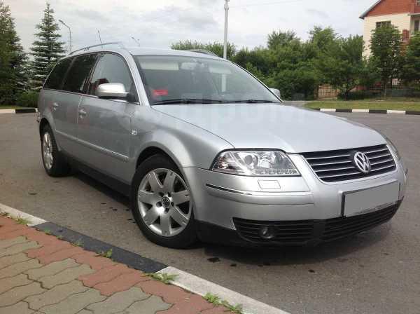 Volkswagen Passat, 2004 год, 470 000 руб.