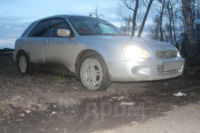 Subaru Impreza, 2003 год, 270 000 руб.
