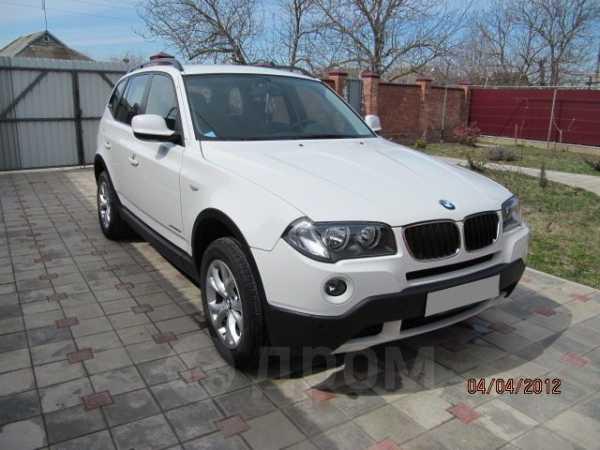 BMW X3, 2010 год, 1 300 000 руб.