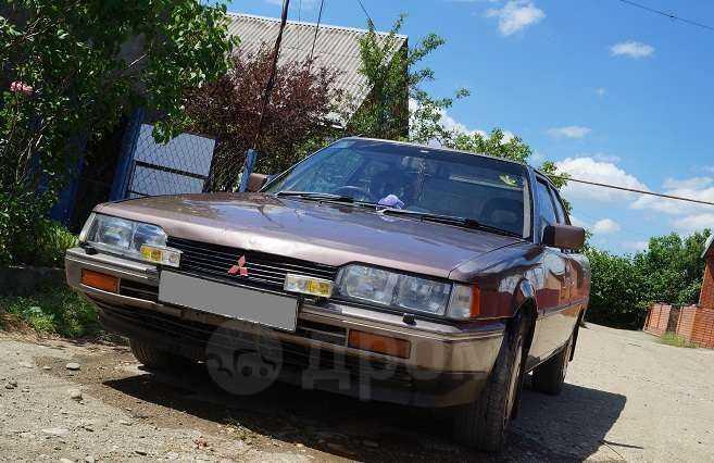 Mitsubishi Galant, 1987 год, 65 000 руб.