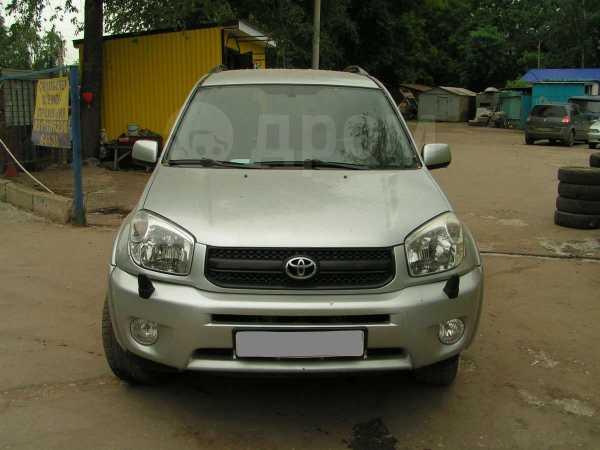 Toyota RAV4, 2004 год, 490 000 руб.