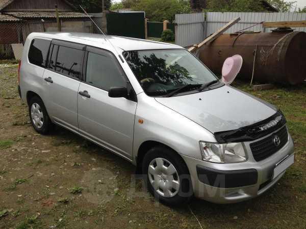 Toyota Succeed, 2007 год, 255 000 руб.