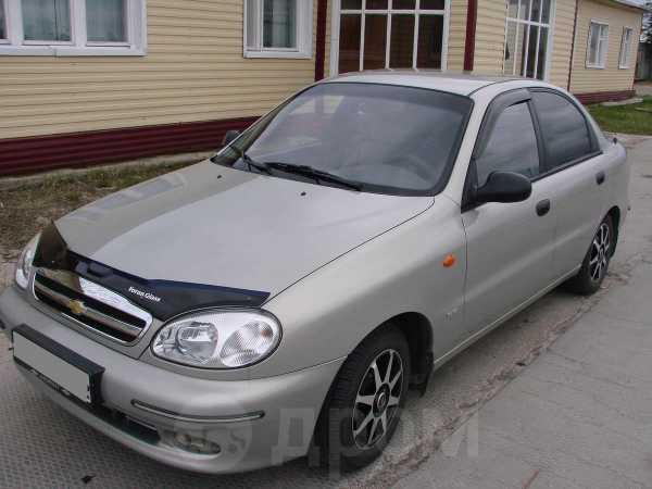 Chevrolet Lanos, 2007 год, 199 999 руб.