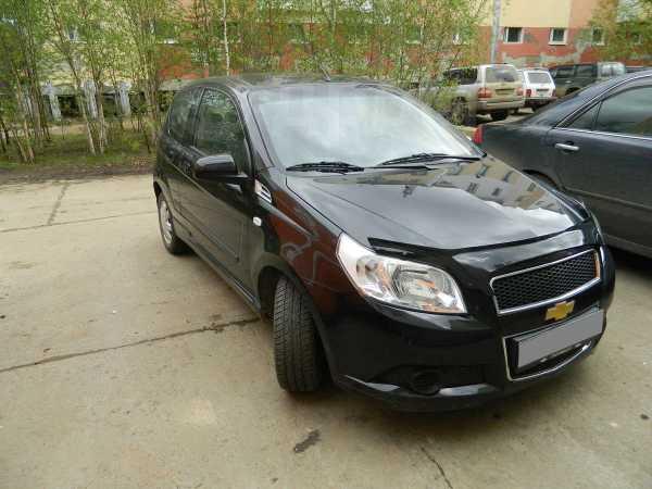 Chevrolet Aveo, 2010 год, 450 000 руб.