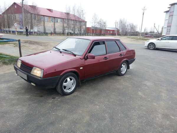 Лада 21099, 2001 год, 135 000 руб.