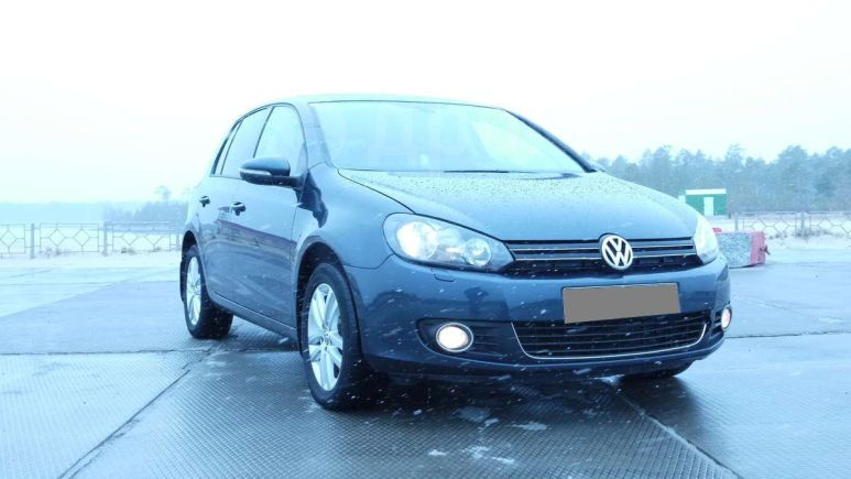 Volkswagen Golf, 2010 год, 580 000 руб.