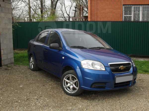 Chevrolet Aveo, 2011 год, 400 000 руб.
