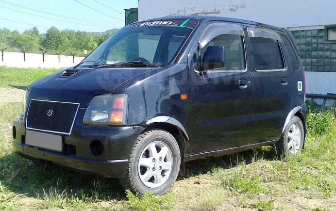 Suzuki Wagon R, 1999 год, 110 000 руб.