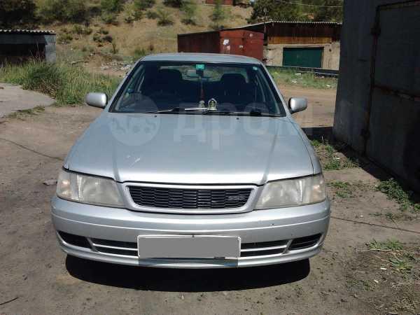 Nissan Bluebird, 2001 год, 160 000 руб.