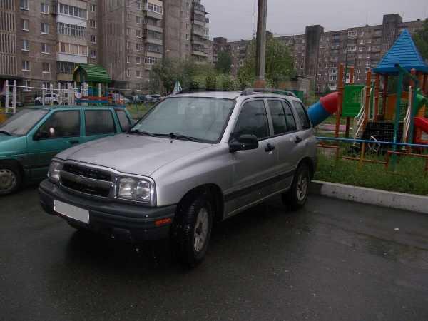 Chevrolet Tracker, 2003 год, 370 000 руб.