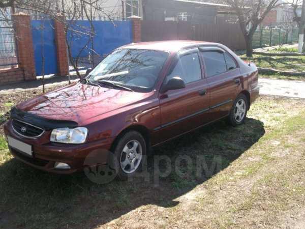 Hyundai Accent, 2011 год, 370 000 руб.