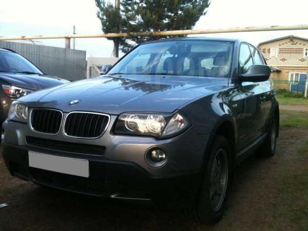 BMW X3, 2009 год, 970 000 руб.