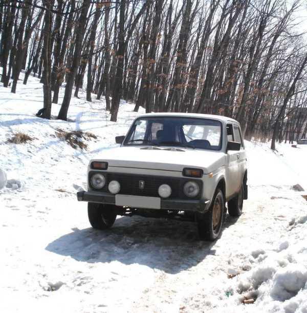 Лада 4x4 2121 Нива, 1994 год, 140 000 руб.