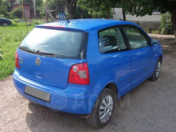 Volkswagen Polo, 2005 год, 255 000 руб.