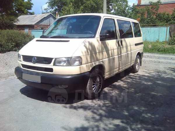 Volkswagen Caravelle, 2002 год, 600 000 руб.