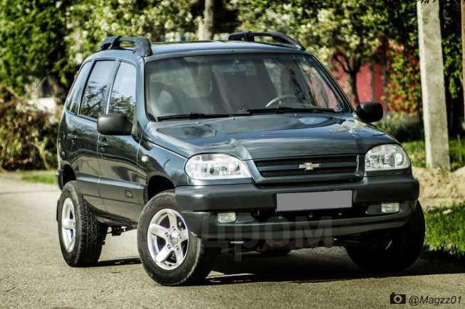 Chevrolet Niva, 2007 год, 330 000 руб.