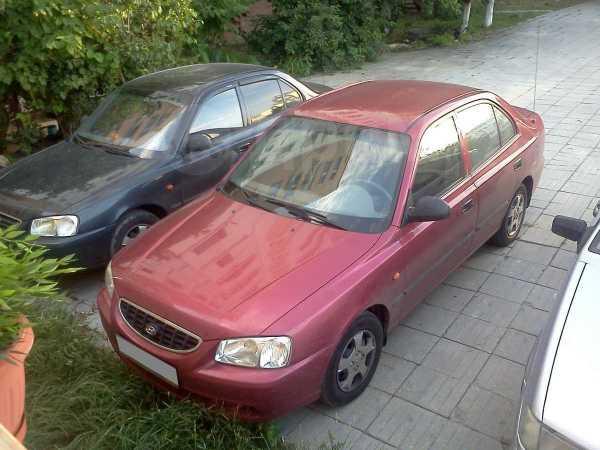 Hyundai Accent, 2005 год, 285 000 руб.
