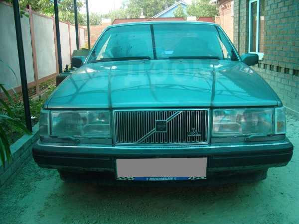 Volvo 760, 1990 год, 118 000 руб.