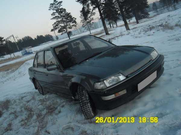 Honda Civic, 1990 год, 35 000 руб.
